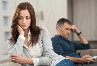دلایل عدم اعتماد طرفین به یکدیگر در زندگی مشترک !