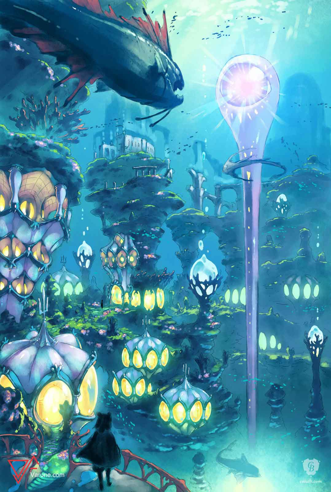 تصاویری زیبا و هنری از بازی NI NO KUNI II ، شاهکار استودیو جیبلی