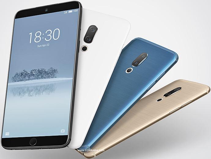 گوشی های میزو سری 15 با طراحی بدون ناچ معرفی شدند !
