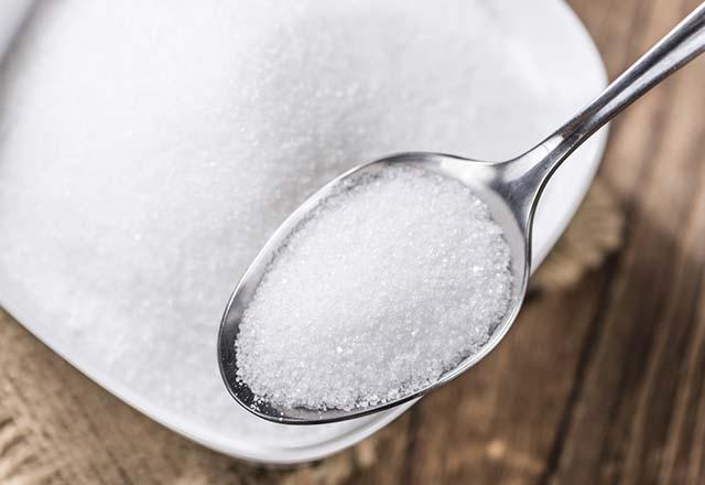 درمان زخم با شکر