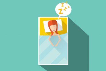 5 تاثیر بی خوابی بر روی پوست !