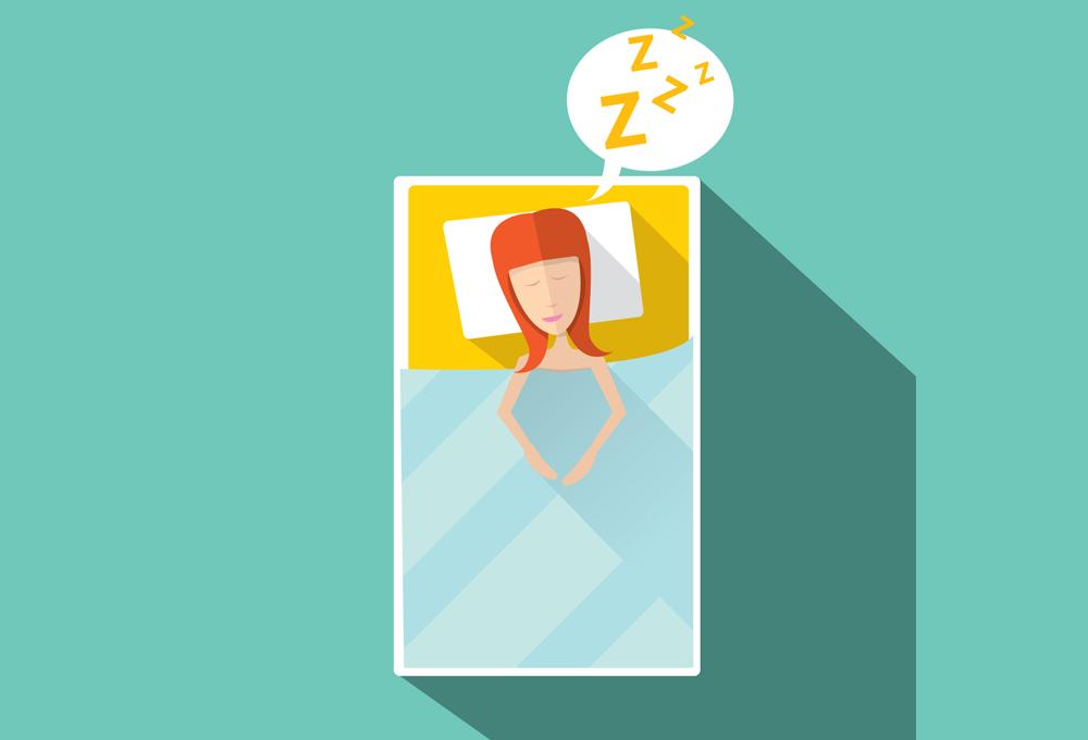 5 تاثیر بی خوابی بر روی پوست