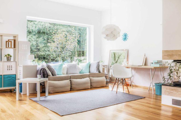 تمیز کردن هوای خانه