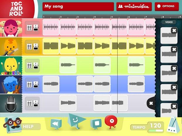 بهترین اپلیکیشن های موسیقی و آهنگسازی برای کودکان