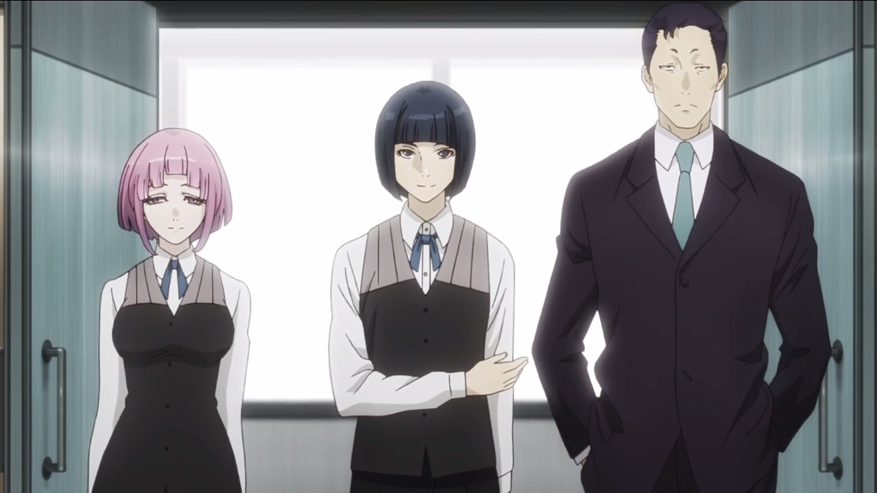 بررسی قسمت 8 فصل سوم انیمه توکیو غول Tokyo Ghoul:re