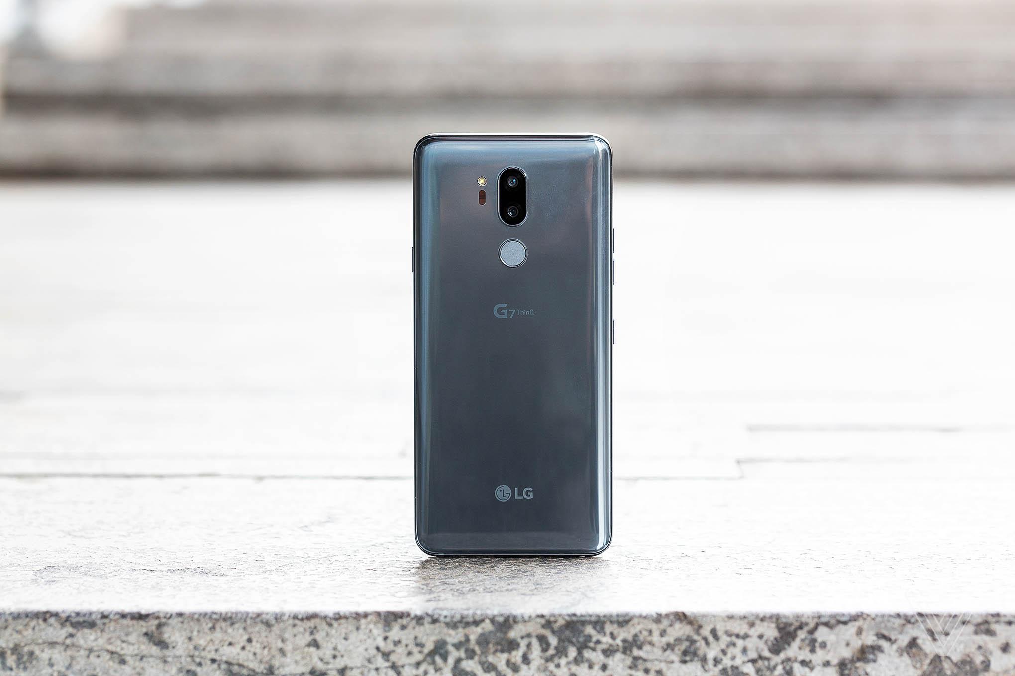ال جی G7 ThinQ بصورت رسمی معرفی شد / با این گوشی جذاب آشنا شوید