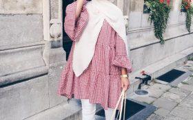استایل پیشنهادی :چگونه در عین باحجاب بودن شیک دیده شویم ؟
