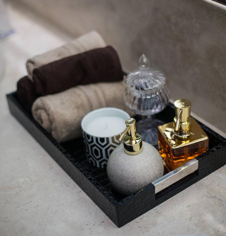 5 توصیه برای داشتن حمام منظم تر