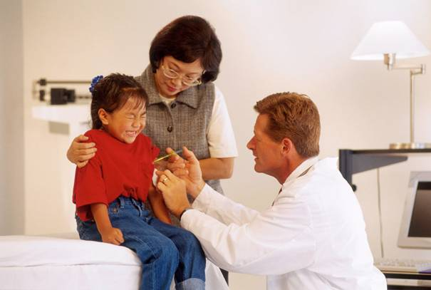 از بین بردن ترس کودک از دکتر
