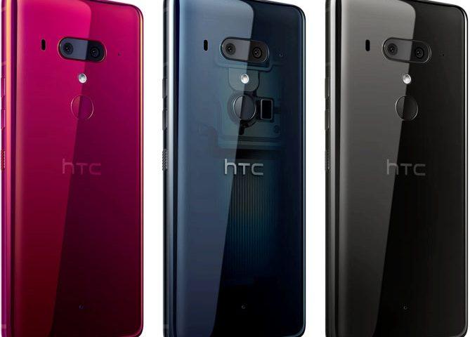 گوشی +HTC U12 بصورت رسمی معرفی شد، پرچمداری بدون ناچ !