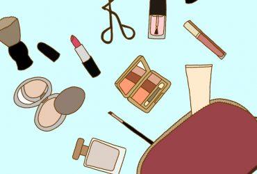 آیا می دانستید که کیف لوازم آرایش تان دارای خطر جدی برای سلامتی شماست !
