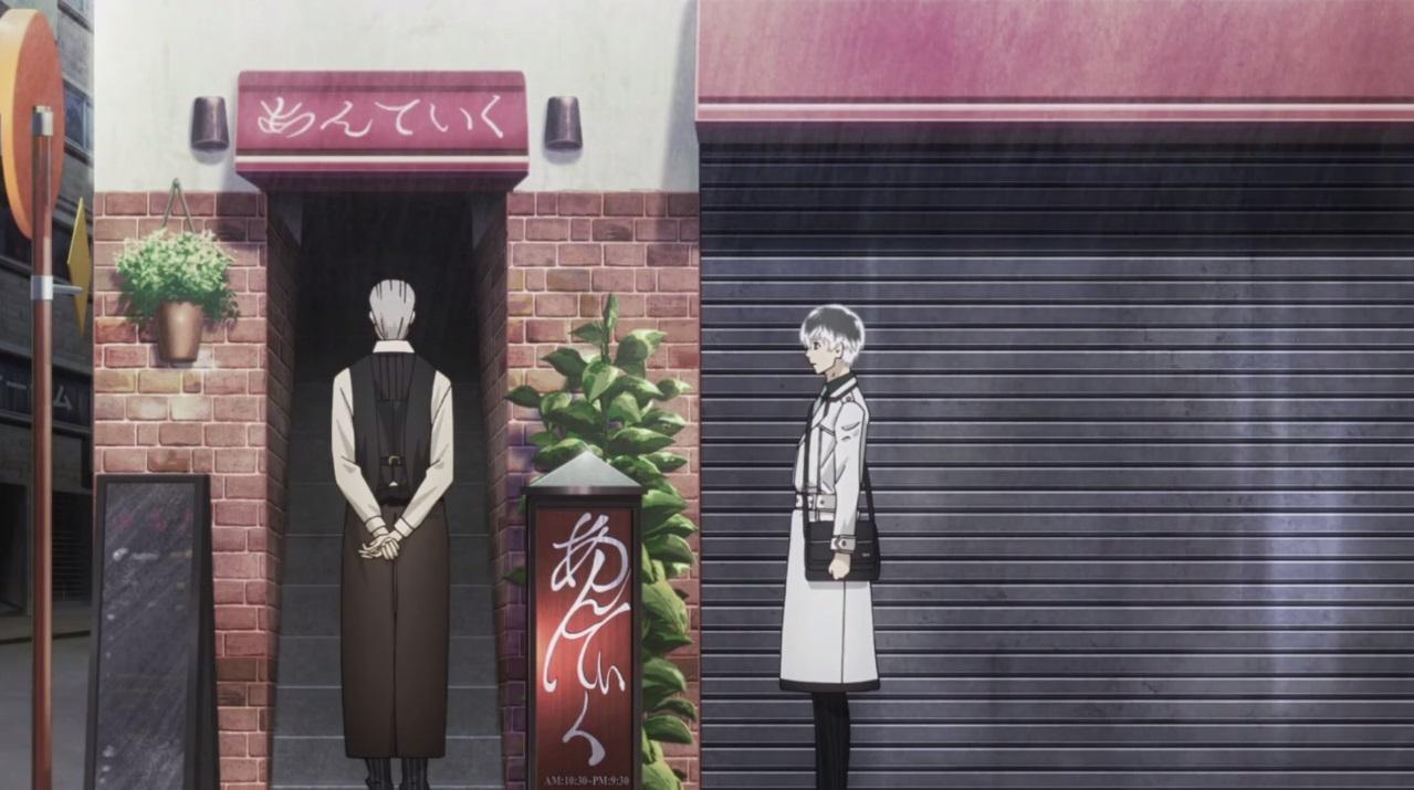 بررسی قسمت 7 فصل سوم انیمه توکیو غول Tokyo Ghoul:re