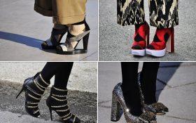 6 لباس که نباید با کفش پاشنه بلند پوشیده شود !