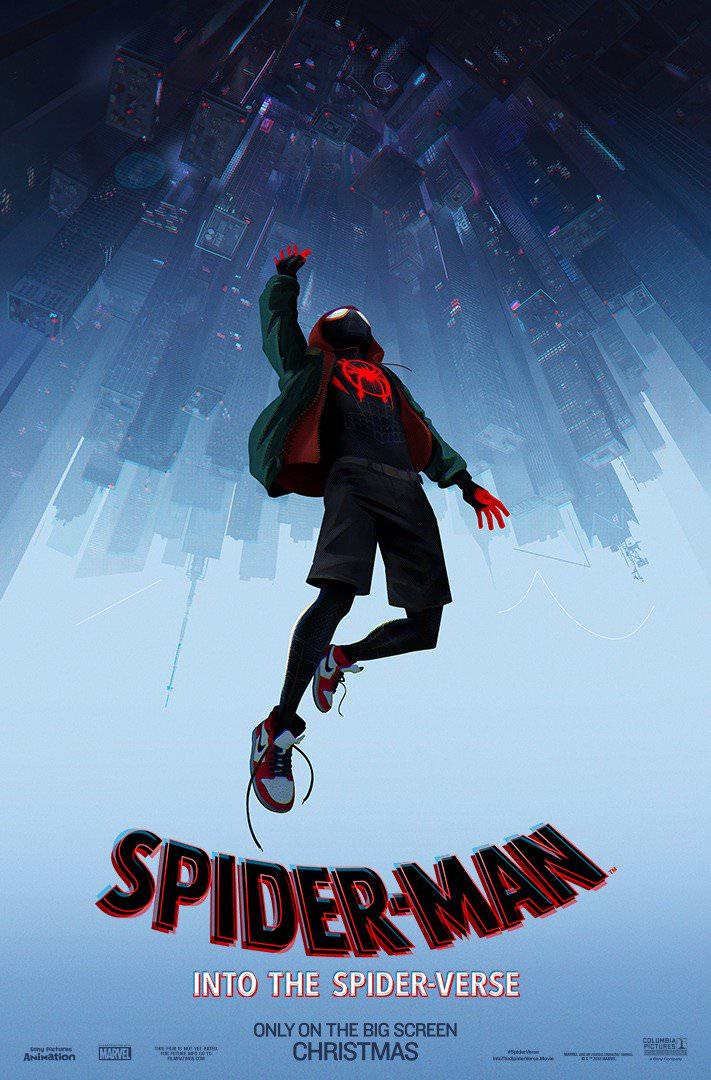 انیمیشن Spider-Man: Into the Spider-Verse