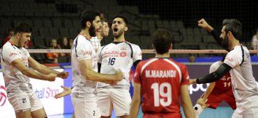 برد تیم والیبال ایران بر لهستان صدر نشین لیگ ملت ها شادی جشن ملی را دوبرابر کرد!