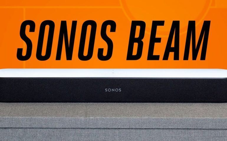 ساندبار هوشمند سونوس Beam اسپیکری زیبا و قدرتمند برای خانه شما !
