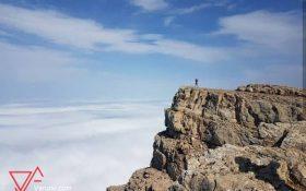 گزارش برنامه سفر به سنگ سوری تا درفک و ماسال