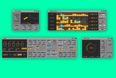 ابلتون 8 ابزار خلاقانه رایگان برای ابلتون لایو 10 منتشر کرد !
