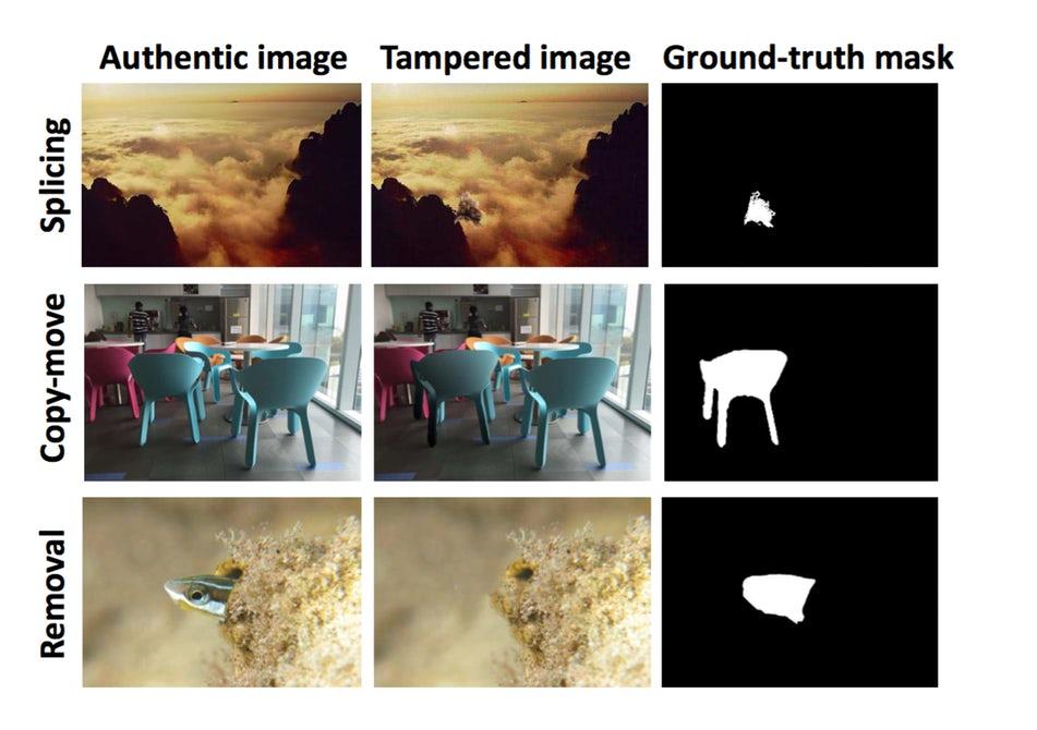 ادوبی از هوش مصنوعی برای تشخیص تصاویر جعلی و فوتوشاب شده استفاده می کند!