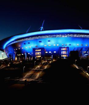 بررسی استادیوم سن پترزبورگ ، میزبان اولین بازی تیم ملی ایران در جام جهانی 2018