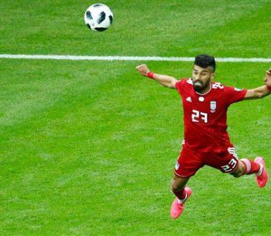 تصاویری زیبا از بازی ایران – اسپانیا در جام جهانی ۲۰۱۸
