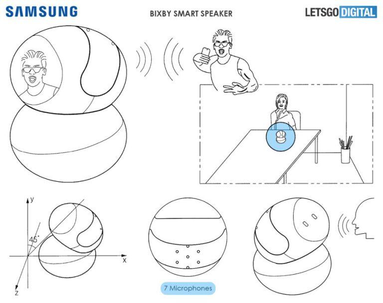 اسپیکرهای هوشمند سامسونگ Bixby