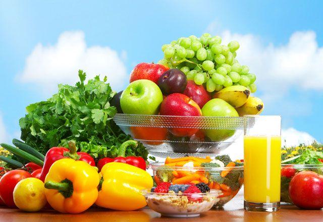 میوه ها و سبزیجات: کدام یک برای شما بهتر است ؟ - وارونه