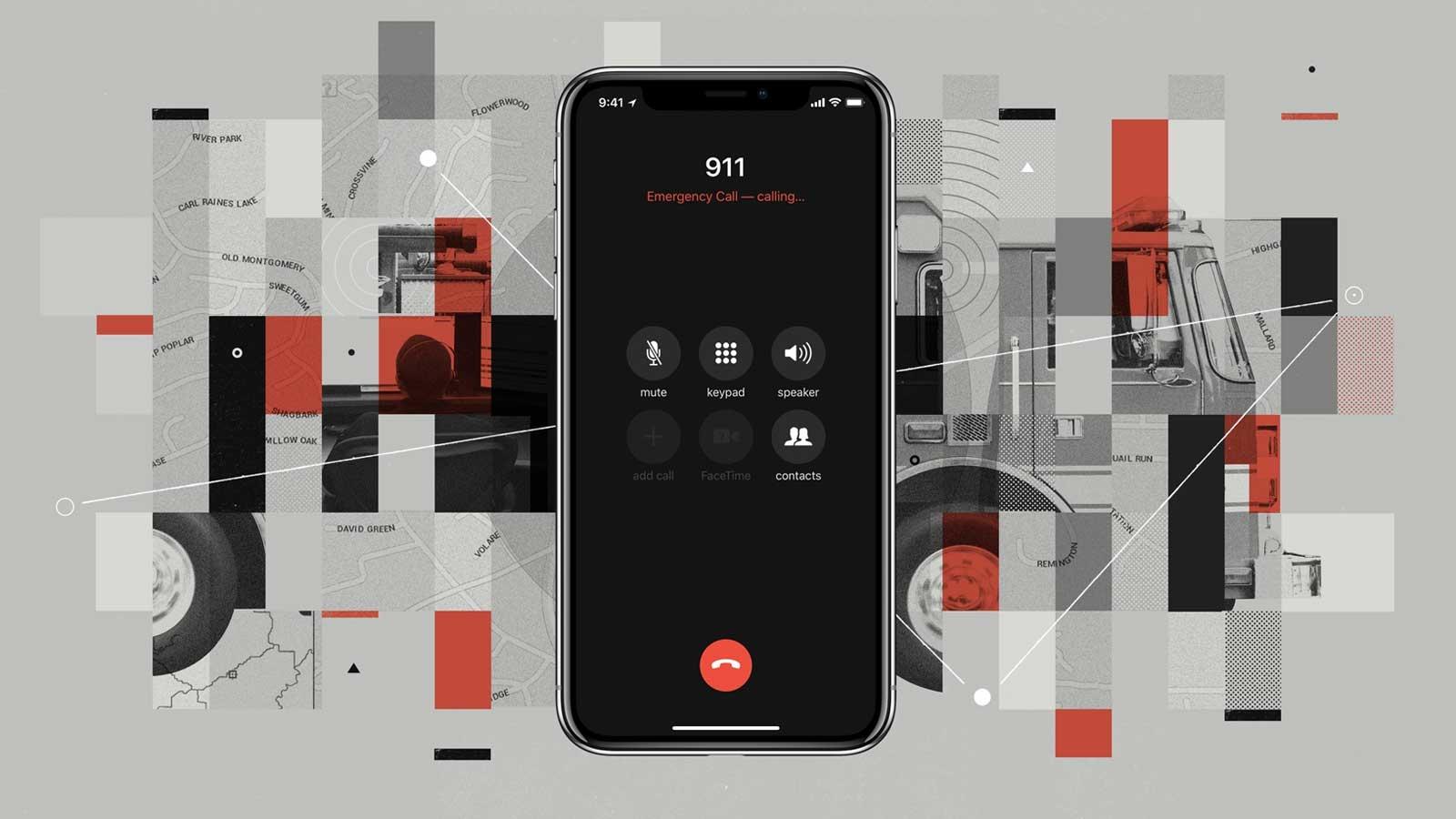 ارسال خودکار لوکیشن برای پلیس در iOS 12