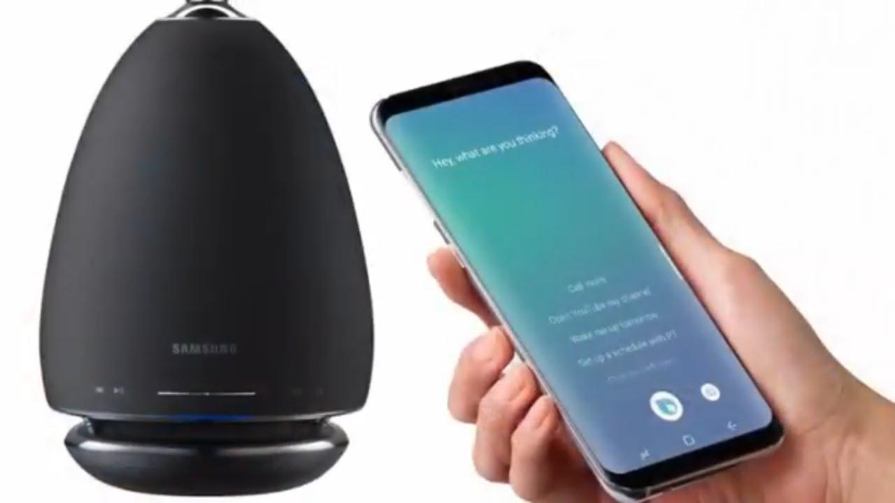 اسپیکرهای هوشمند سامسونگ Bixby در راهند !