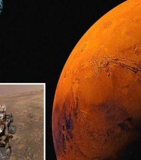 ناسا سرانجام کشف جدید خود در مورد مریخ را آشکار کرد !