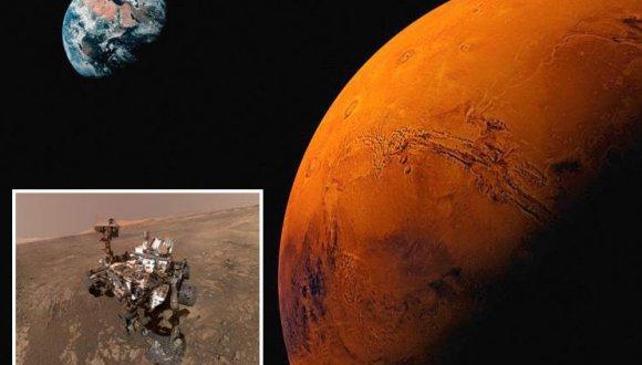 کشف جدید در مورد مریخ