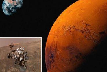 شمارش معکوس برای مدارک جدید ناسا در مورد مریخ !