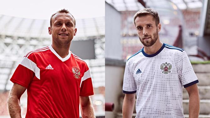بهترین و بدترین پیراهن های تیم های جام جهانی 2018