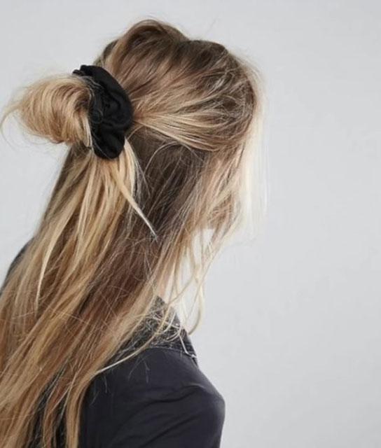 مدل موهای آسان و ترند هنگام ورزش !