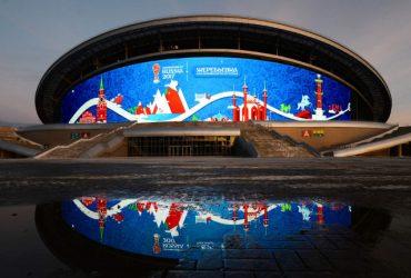 بررسی ورزشگاه کازان آرنا میزبان بازی ایران مقابل اسپانیا