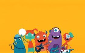 بهترین اپلیکیشن های آهنگسازی برای کودکان