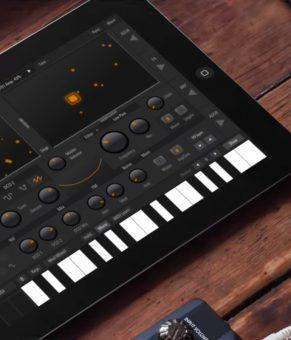 معرفی اپلیکیشن های آهنگسازی ios ؛ AudioKit Synth One سینتی سایزر حرفه ای و رایگان