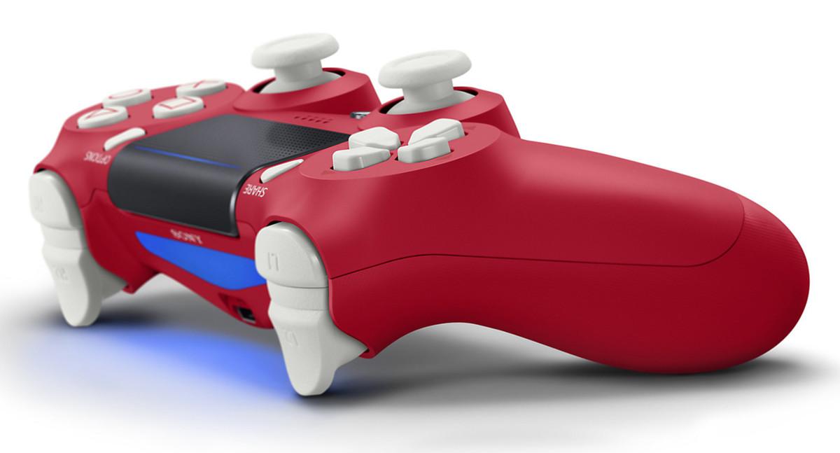 پلی استیشن 4 پرو قرمز به بهانه عرضه بازی اسپایدرمن منتشر می شود