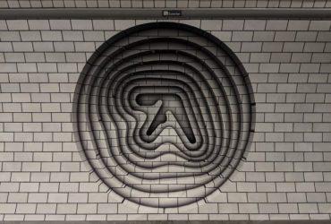 لوگو سه بعدی افکس توئین در لندن دیده شد ، گمانه زنی ها برای آلبوم جدید !