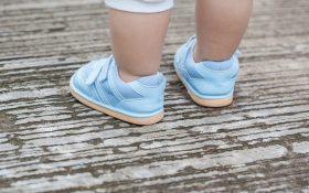 چرا اولین کفش کودک شما مهم است ؟