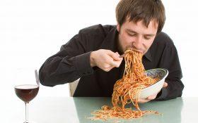 سرعت غذا خوردن و چاقی