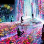 موزه ی هنرهای دیجیتالی توکیو
