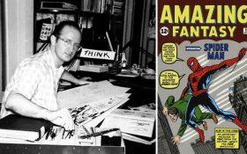 استیو دیتکو یکی از خالقان مرد عنکبوتی و دکتر استرنج در 90 سالگی درگذشت