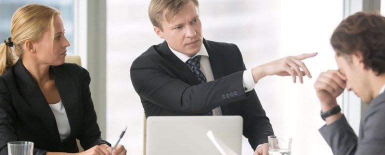 دلیل عدم پیشرفت و شکست مدیرانتنبیه گر با رفتاری مستبدانه در چیست؟