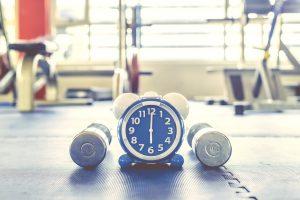 تمرینات ورزشی هنگام صبح