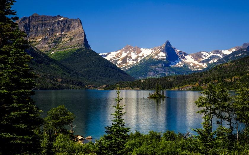 میکس 12 دقیقه ای از صدای پارک های ملی آمریکا / میکسی آرامش بخش و رویایی !