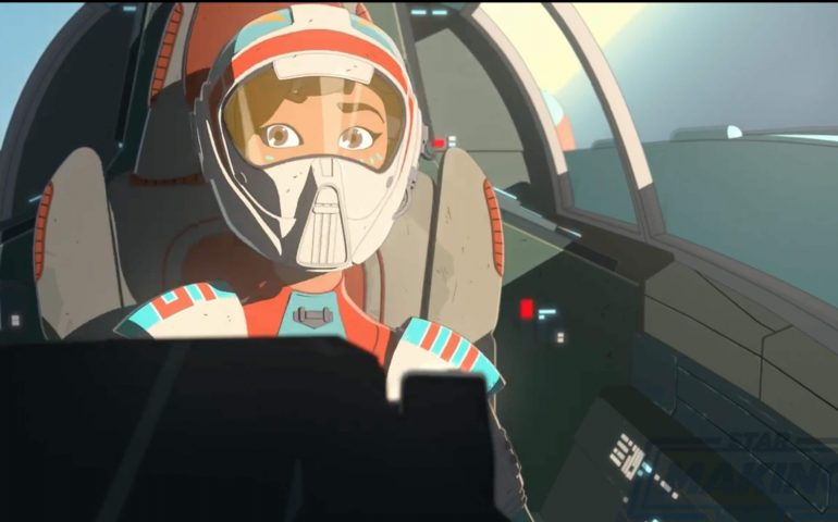 سریال انیمیشنی Star Wars Resistance