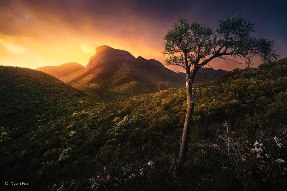 عکس های برگزیده مسابقه عکاسی جغرافیای طبیعی استرالیا 2018