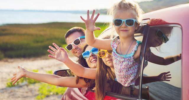 10 پیشنهاد مسافرتی برای خانواده های دارای کودک !