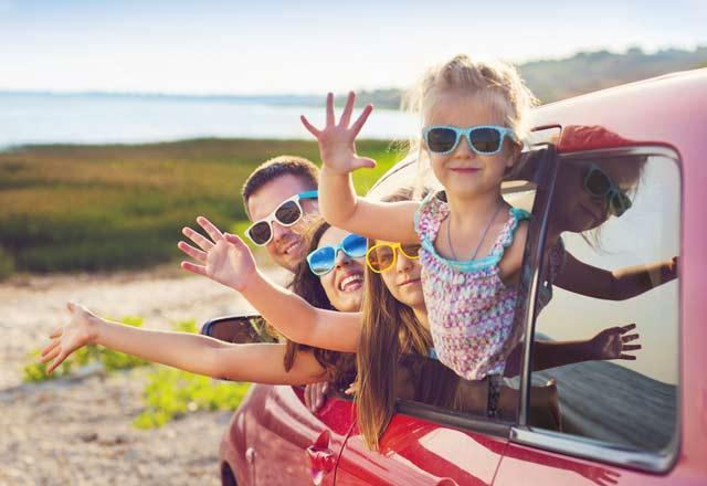 10 پیشنهاد مسافرتی برای خانواده های دارای کودک
